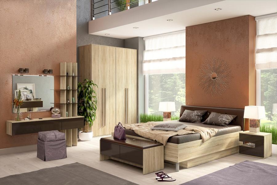 Мебель для большой спальни